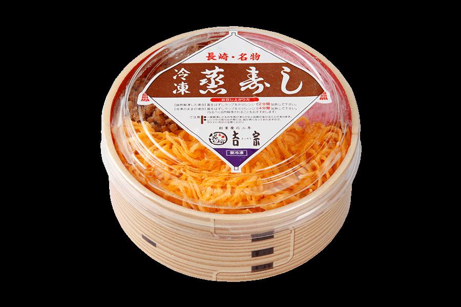 画像1: 冷凍蒸寿し 1食(220g) (1)
