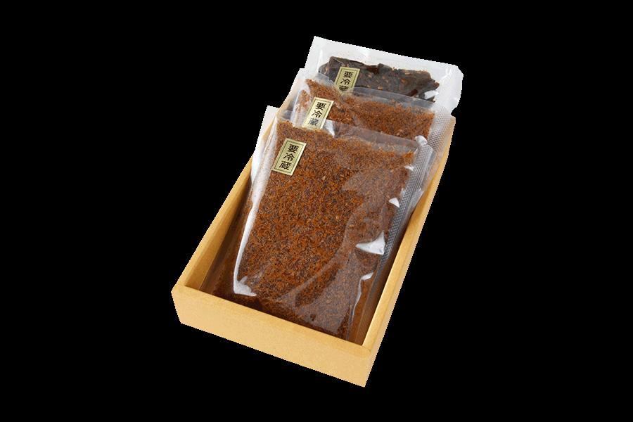 画像1: 風味佃煮(3種入) (1)