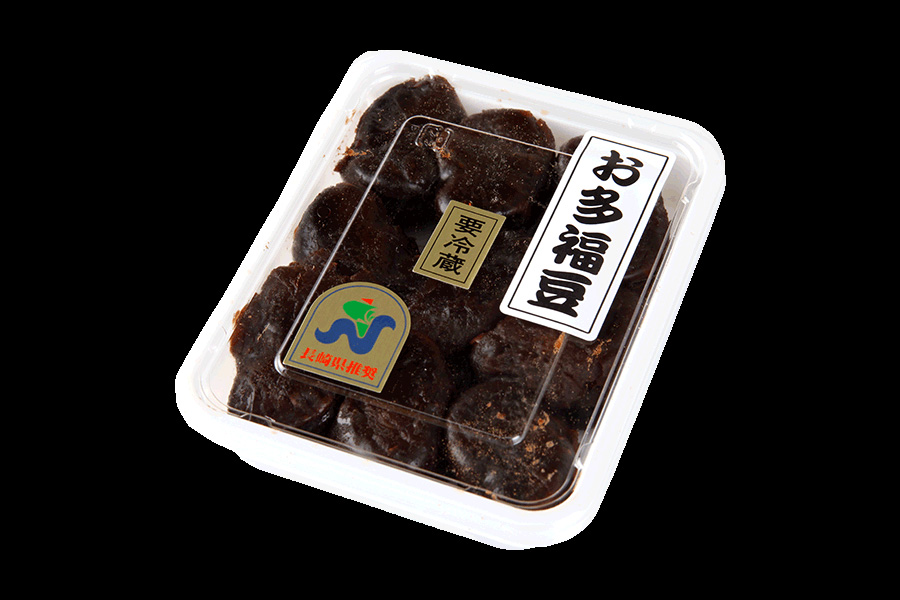 画像1: お多福豆パック入り(小) (1)