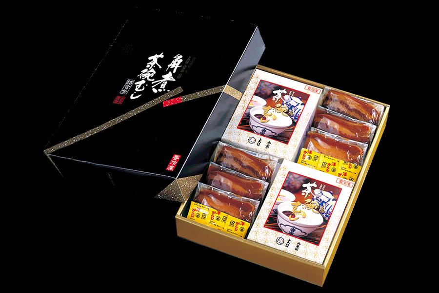 画像1: 冷凍茶碗むし詰合せ(茶碗むし・角煮) (1)